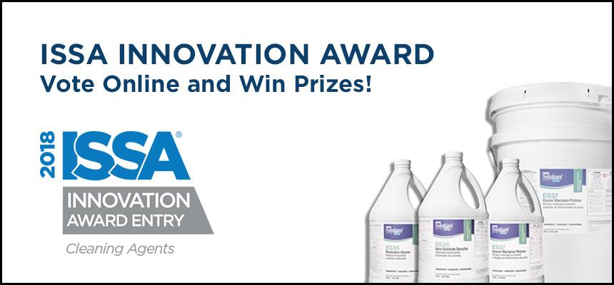 ISSA Award News Image